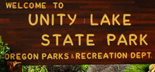 Unity Lake State Park