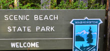 Scenic Beach State Park