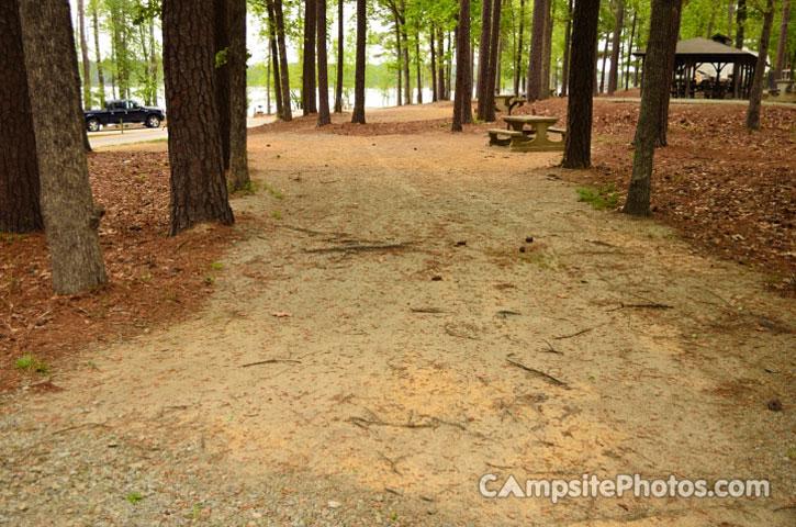 Elijah Clark State Park - Campsite Photos