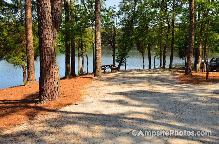 Cheraw State Park - Campsite Photos, Camp Info & Reservations