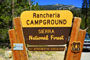 Rancheria Sign