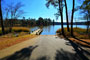 Caney Lakes Boat Ramp
