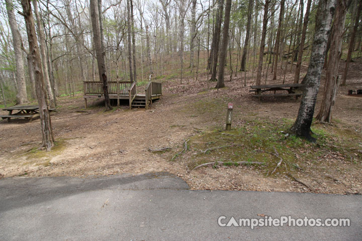 Montgomery Bell State Park Campsite Photos And Camping Info