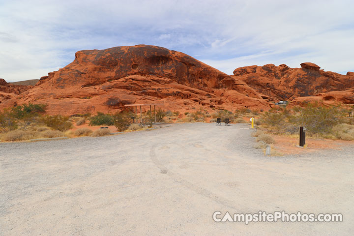 Valley of Fire Atlatl Rock 040