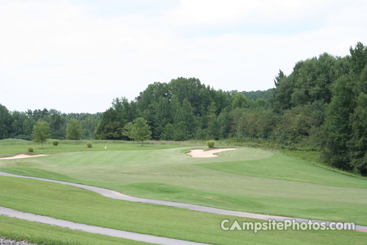Barren River Lake State Park Golf Course