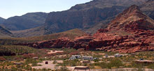 Virgin River Canyon Recreation Area