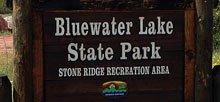 Bluewater Lake State Park