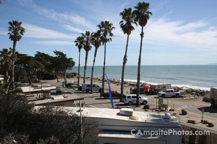Faria Beach Park Campsite Photos Camping Info