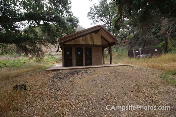 Malibu Creek State Park Group Camping Area Restrooms