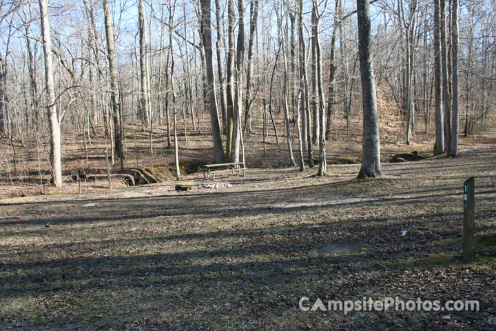 Natchez Trace Camp Two 010