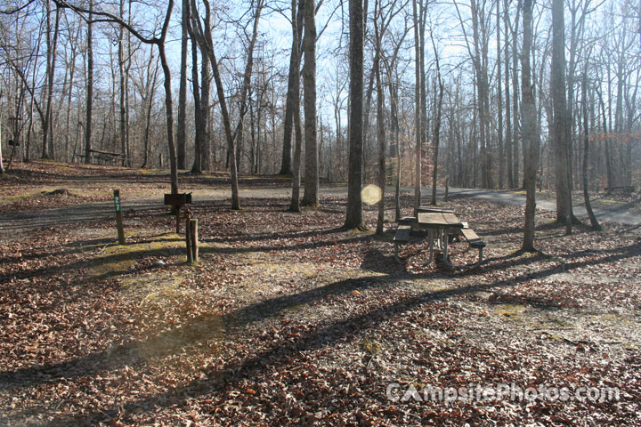 Natchez Trace Camp Two 027