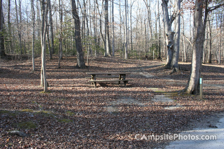 Natchez Trace Camp Two 044