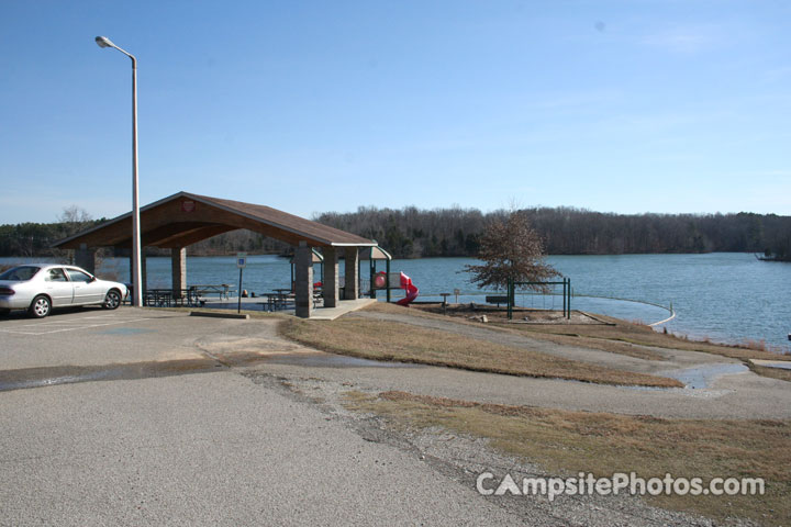 Natchez Trace Playground Beach