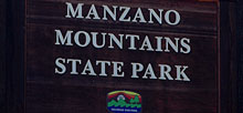 Manzano Mountains State Park