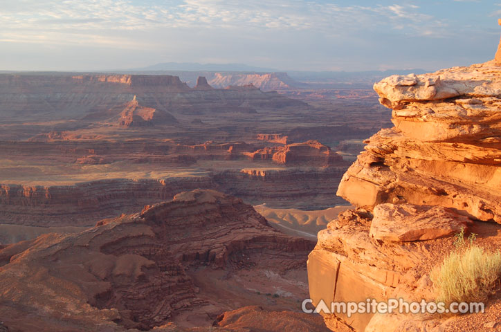 Dead Horse Point Scenery 2