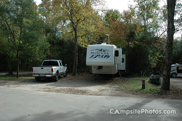 Myrtle Beach State Park - Campsite Photos, Camping Info ...
