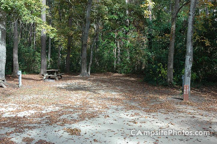 Myrtle Beach State Park - Campsite Photos, Camping Info ...