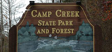 Camp Creek State Park