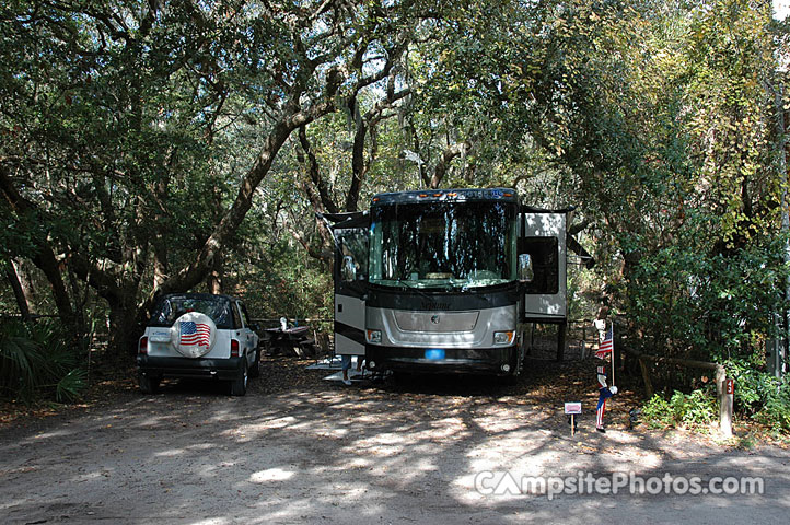 State Parks In Florida With Camping On The Beach