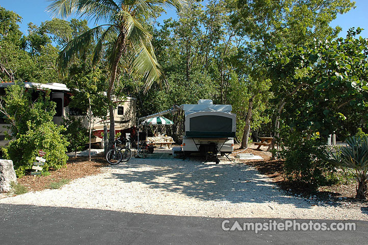 John pennekamp coral reef state park campsite photos and for John pennekamp state park cabins