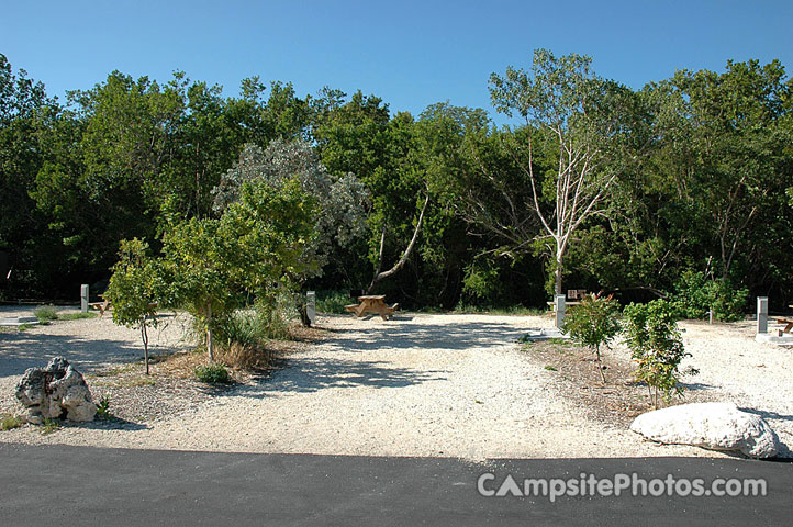 John Pennekamp State Park Campsite Photos Info