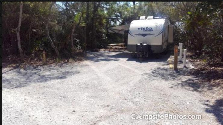 Grayton Beach State Park Campground