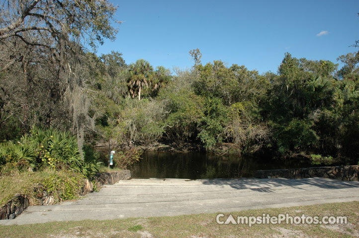 Little Manatee River State Park Canoe Launch