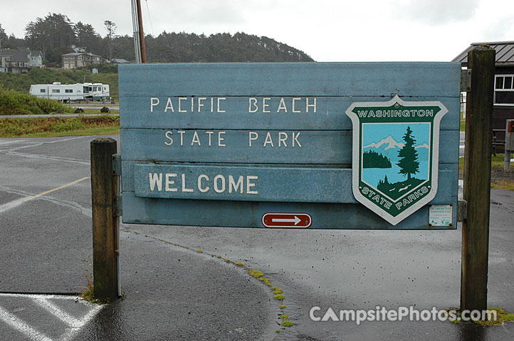 Pacific Beach State Park - Campsite Photos, Camping Info