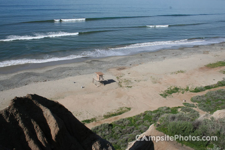 San Onofre Bluffs Campsite Photos Campground Information And Reservations