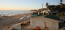 Crystal Cove State Park Beach Cottages