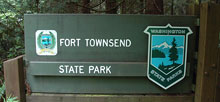 Fort Townsend State Park