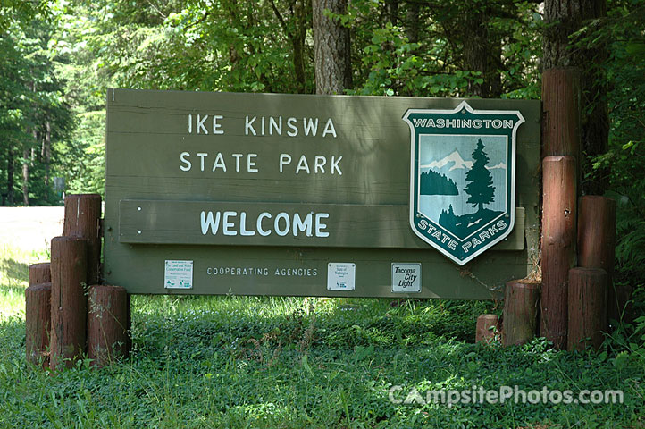 Ike Kinswa Sign
