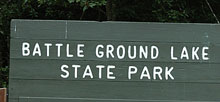 Battle Ground Lake State Park