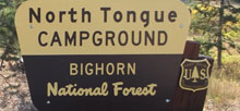 North Tongue