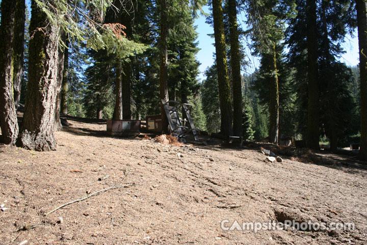 Dorst Creek Sequoia - Campsite Photos, Campground Info