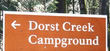 Dorst Creek Sequoia - Campsite Photos, Campground Info & Reservations