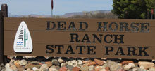 Dead Horse Ranch State Park