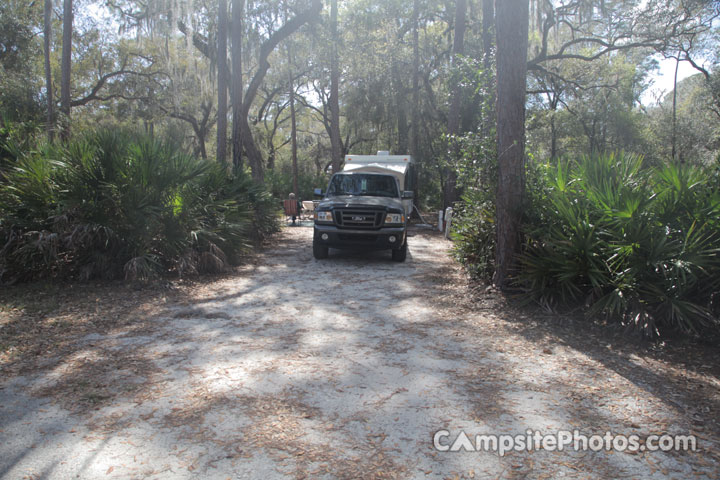 Lake Kissimmee State Park Campsite Photos And Reservations