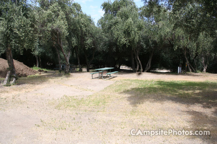 Lake Piru Olive Grove Campground 014