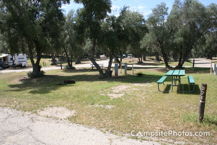 Lake Piru Olive Grove Campground 037