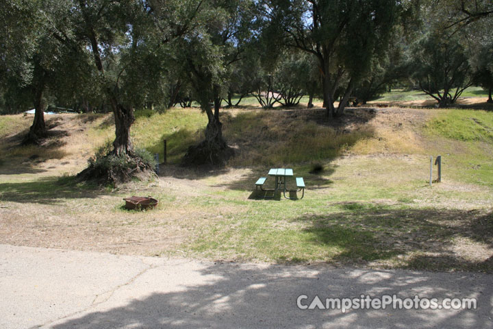 Lake Piru Olive Grove Campground 132