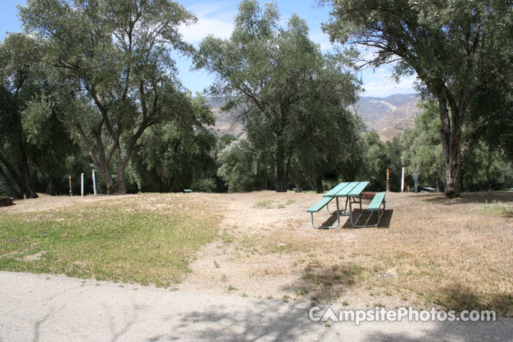 Lake Piru Olive Grove Campground 133