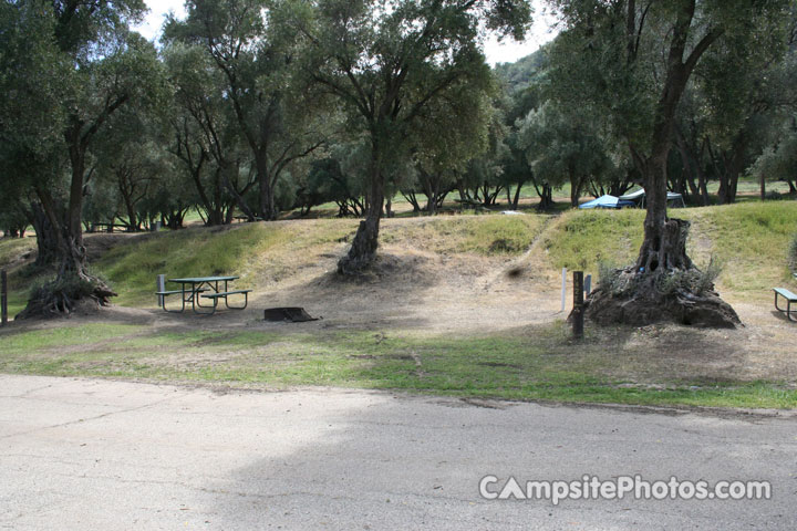 Lake Piru Olive Grove Campground 142