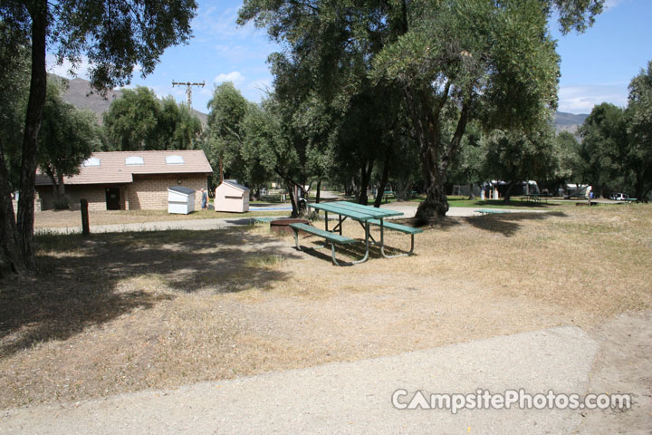Lake Piru Olive Grove Campground 152