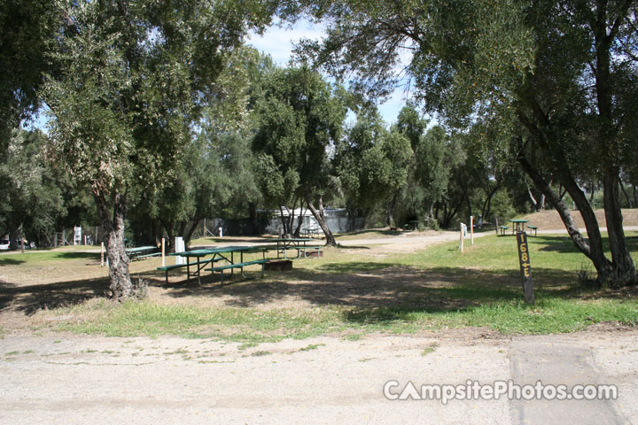 Lake Piru Olive Grove Campground 168