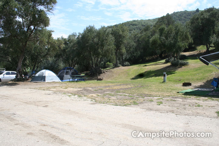 Lake Piru Olive Grove Campground 173