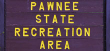 Pawnee State Recreation Area