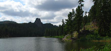 Horsethief Lake Black Hills National Forest