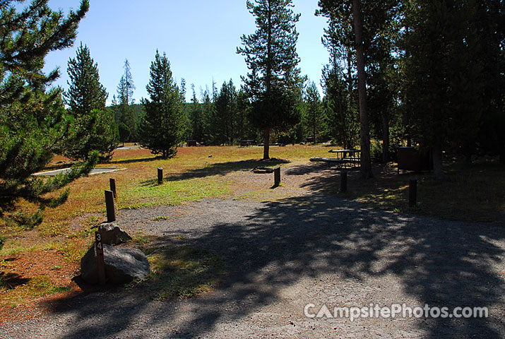 Yellowstone National Park Indian Creek 034