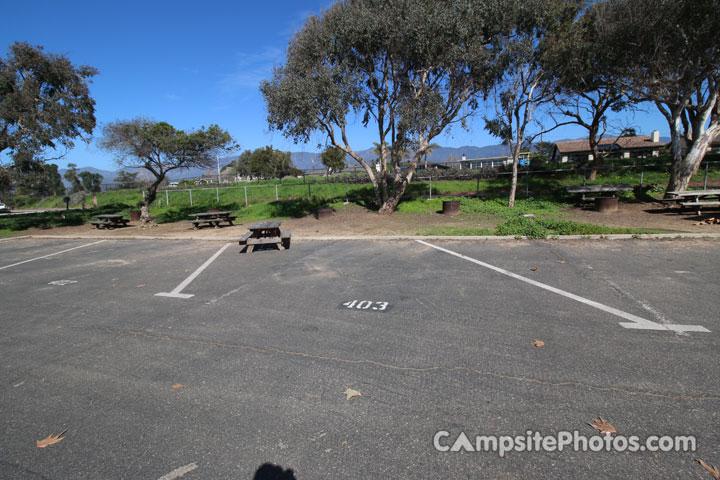 Carpinteria State Beach Campsite Photos Camping Info